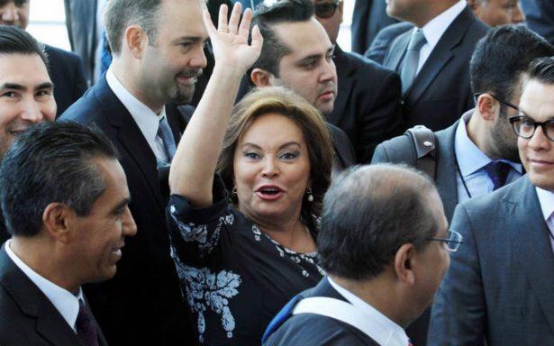 ¿Elba Esther forma parte de la lista de plurinominales de Morena?