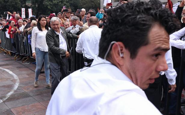AMLO debe replantear su seguridad personal, revela Olga Sánchez