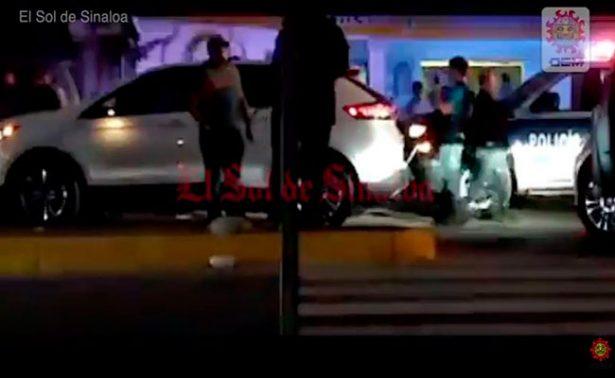 Caen policías que entregaron detenidos a un grupo criminal