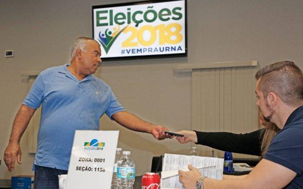 Votaciones en Brasil dejan a Jair Bolsonaro como favorito para primera vuelta