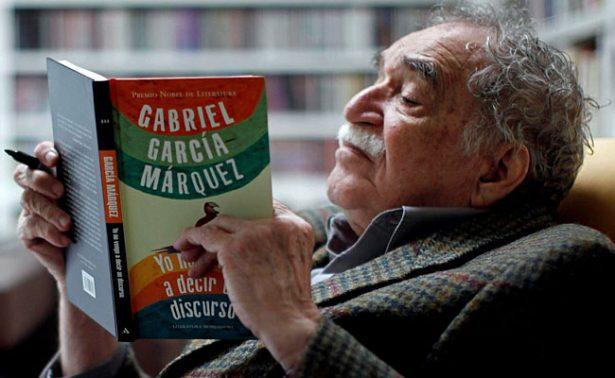 Recuerda a Gabriel García con maratón de lectura en el remate de libros