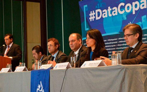 Coparmex denuncia: 44% de empresarios, víctimas de delitos