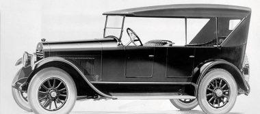 El inicio de los autos lujosos después de la Primera Guerra Mundial