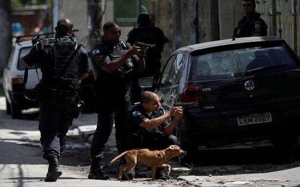 Brasil, aturdido por 22 balaceras al día