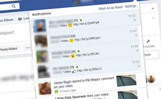 ¡Ojo! Por un video, se propaga nuevo virus en Facebook