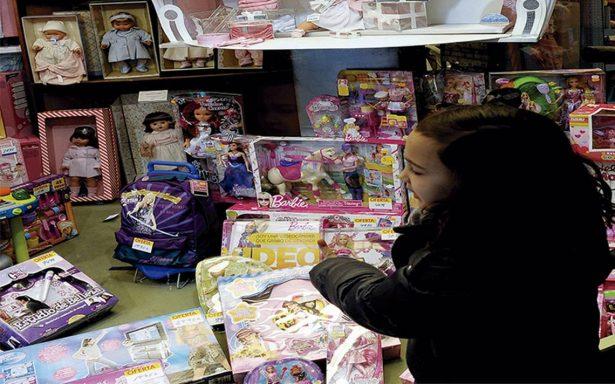 Muchos regalos de los Reyes Magos, podría afectar a los niños