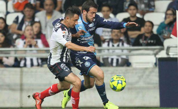 Monterrey elimina al Puebla 3-2 en la Copa Mx