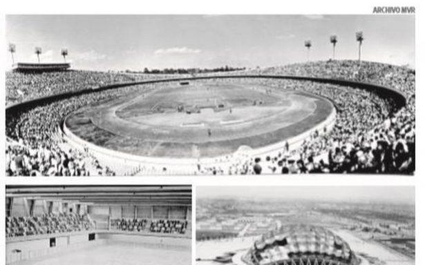 La arquitectura que nos heredó los Olímpicos del 68