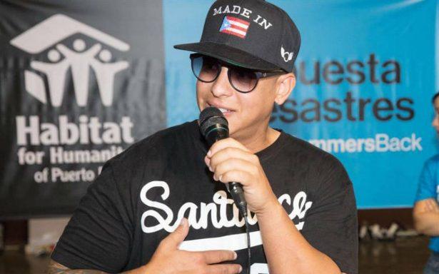 Daddy Yankee pide no olvidarse de Puerto Rico por daños de huracán