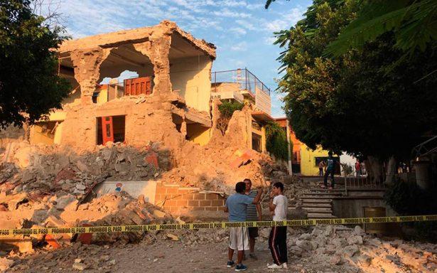 Este martes comenzará entrega de apoyo a damnificados por sismo en Morelos