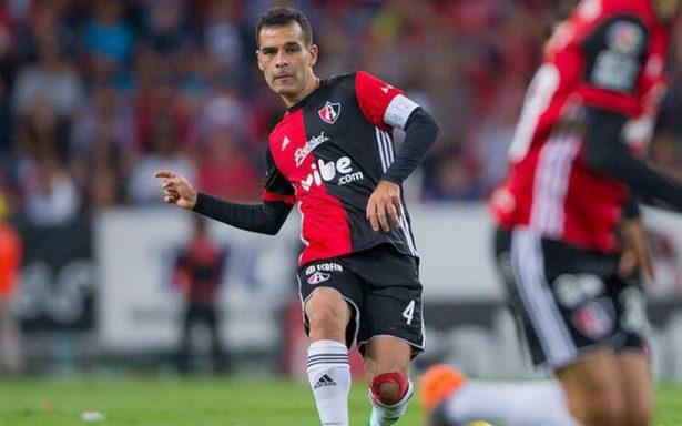 Mi sueño es retirarme jugando el Mundial: Rafael Márquez