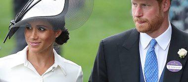 ¡El Mundial de los sombreros! Así vivieron el príncipe Harry y Meghan su primer Royal Ascot