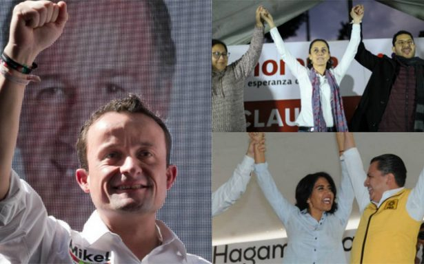 Definen temas de primer debate de candidatos a la Jefatura de Gobierno