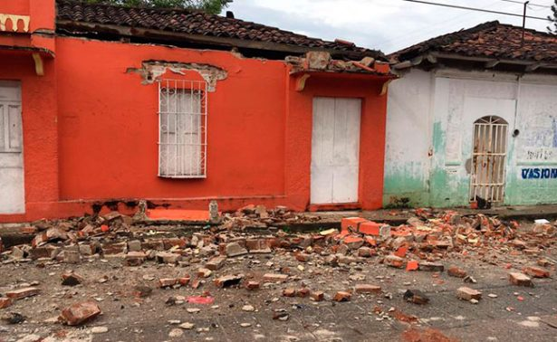 Confirman cinco muertos por sismo de magnitud 6.6 en Guatemala