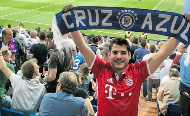 ¡Los saló! Culpan a seguidor de Cruz Azul por derrota del Bayern