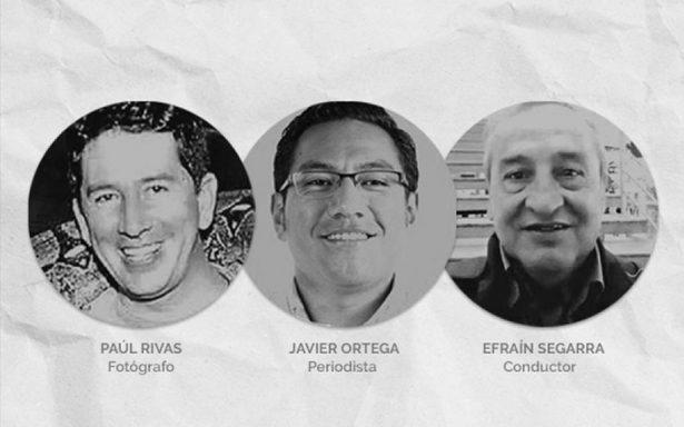 Ecuador da ultimátum a captores para que prueben que periodistas están con vida