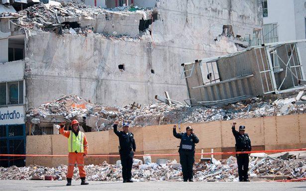 A un mes del terremoto, la Ciudad de México está de pie