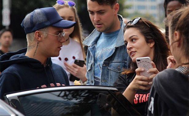 """""""Me enfermas"""", así le responde Justin Bieber a una fan"""