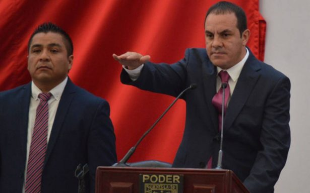 Americanistas en el gabinete de Cuauhtémoc Blanco en Morelos