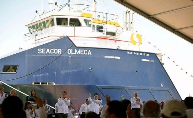 EPN critica a quienes se oponen a inversión privada en Pemex