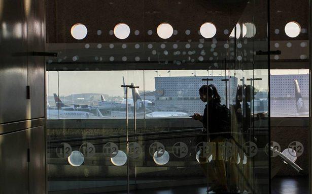 Avión presidencial no causa demoras en ningún vuelo, aclaran