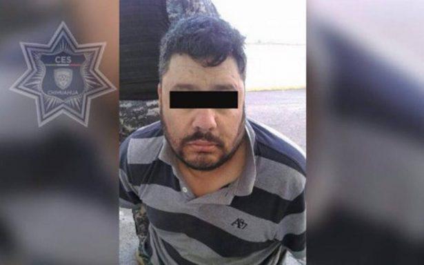 Llega 'El Tigre' al Cefereso 9 de Ciudad Juárez