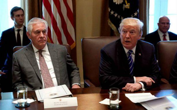 """Trump declara país """"patrocinador del terrorismo"""" a Corea del Norte"""