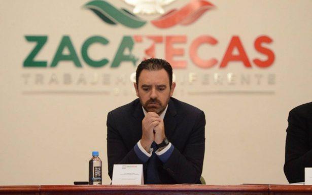 El gobernador Alejandro Tello apoya la Ley de Seguridad Interior
