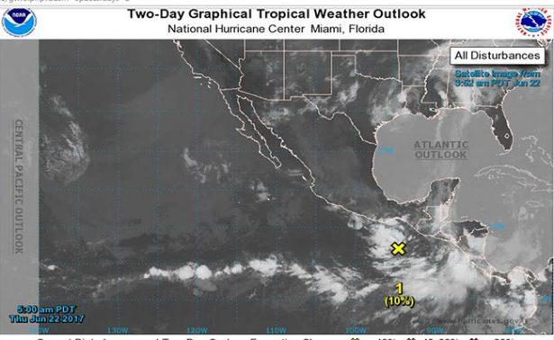 Nuevo ciclón amenaza costas de Chiapas