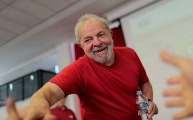 Lula se queda con las ganas de votar desde la cárcel por Haddad