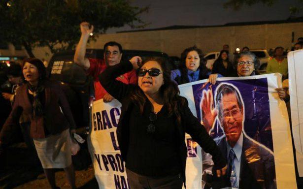 Tras anulación de indulto, Fujimori ingresa a hospital