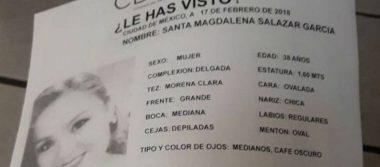 Encuentran sin vida en Milpa Alta a enfermera militar reportada como desaparecida