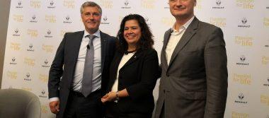 Renault México tiene nueva directora