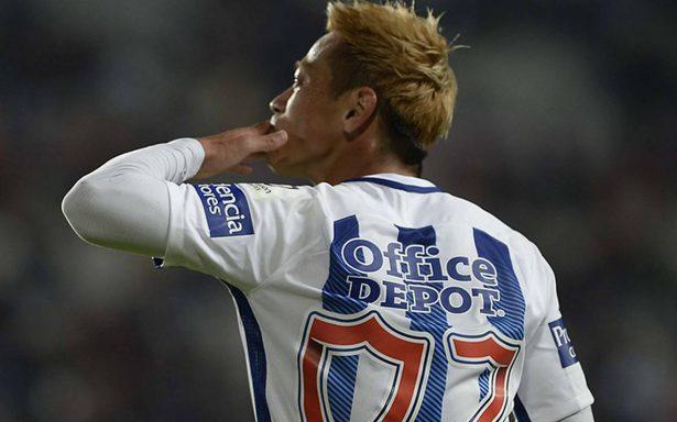 Pachuca vapuleó 4-0 a Xolos de Tijuana