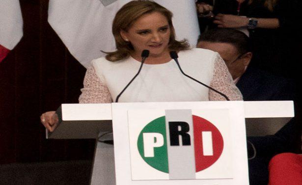 Al PRI no le preocupa el frente: Ruiz Massieu
