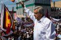 Primer debate favorece a AMLO en encuestas de preferencia electoral