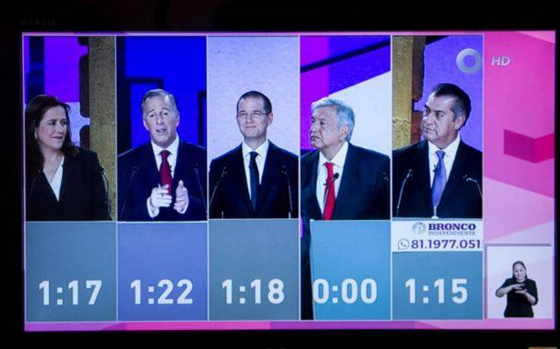 Segundo debate presidencial contará con público en vivo