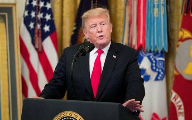Donald Trump felicita a México por Día de la Independencia