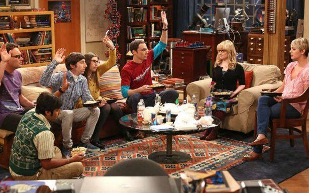 """""""The Big Bang Theory"""" estrena capítulos de su décima temporada"""