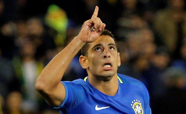Brasil goleo a Australia 4-0