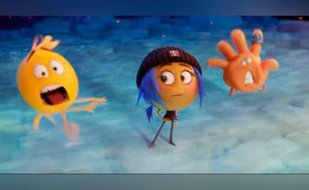 Emojis cobran vida en el nuevo trailer de The Emoji Movie