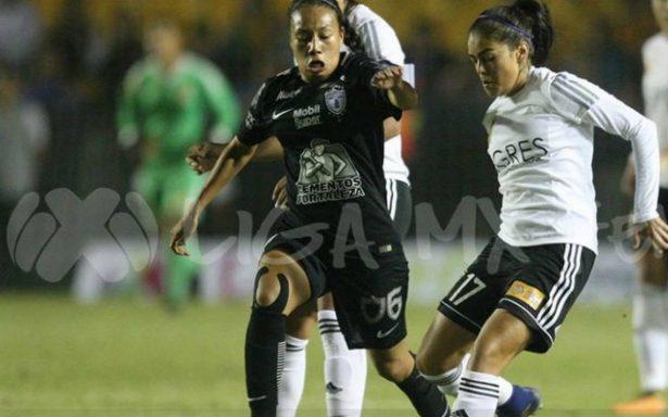 Tigres golea a Pachuca pero no le alcanza para llegar a la final  de la Liga MX Femenil