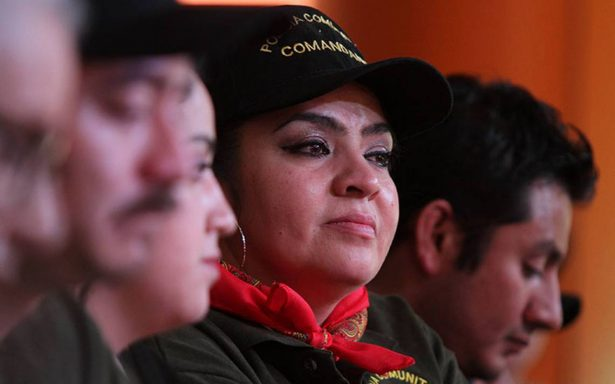Nestora Salgado, de ex presidiaria a candidata al Senado por Morena