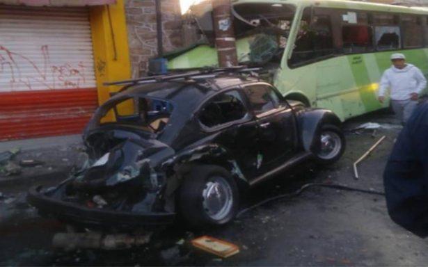 #DATA | Accidentes de tránsito no sólo afectan a los conductores