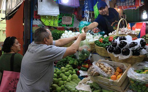Disminuyen 1.3% precios mundiales de alimentos