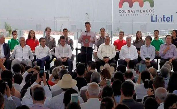 Peña Nieto rechaza acusaciones de espionaje; espera resultados de PGR