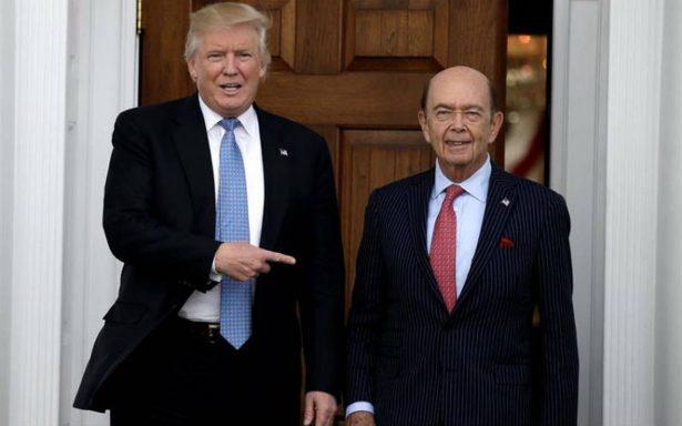 Secretario de comercio de EU en el ojo del huracán tras negocios con Rusia