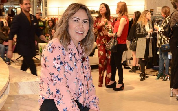 La diseñadora mexicana Raquel Orozco presentó su colección otoño-invierno 2017