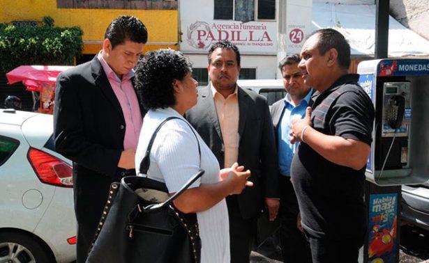 Personal del penal de Neza rinde declaración por muerte de Octavio Sánchez