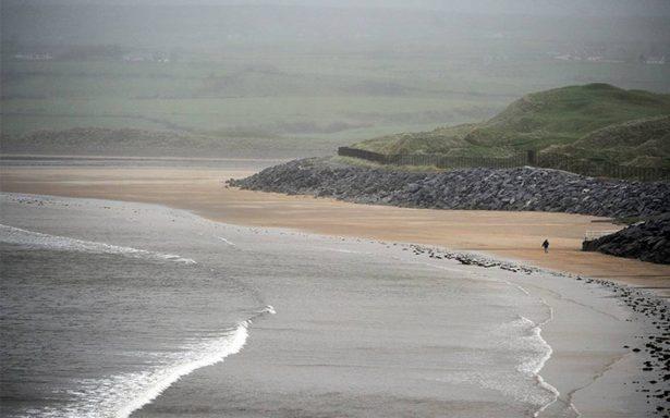 Miles de hogares sin luz en Irlanda y el Reino Unido tras el paso de Ofelia
